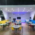 Espaço Microsoft Saber Bienal